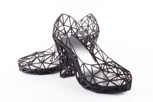 3D Shoes (Continuum Fashion)