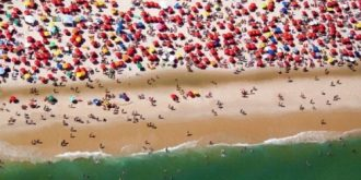 Photos of Beaches From Above by Gray Malin