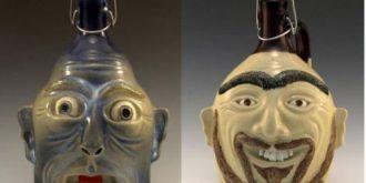 Beer Jugs by Carlburg Pottery