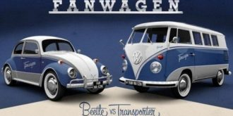 Facebook Fanwagen- Beetle vs Transporter