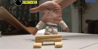 Finger Taekwondo