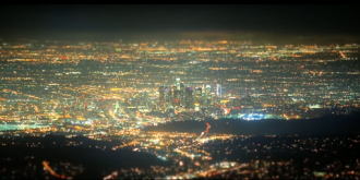 Wonderful Time-Lapse of Los Angeles