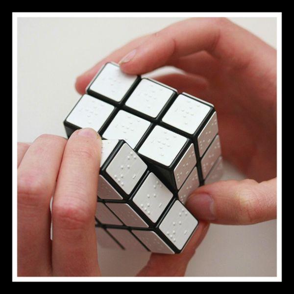 Rubiks Cube For Blind People By Konstantin Datz