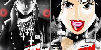 Walt Disney&Sin City
