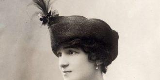 Women's Hat, 1913-1915