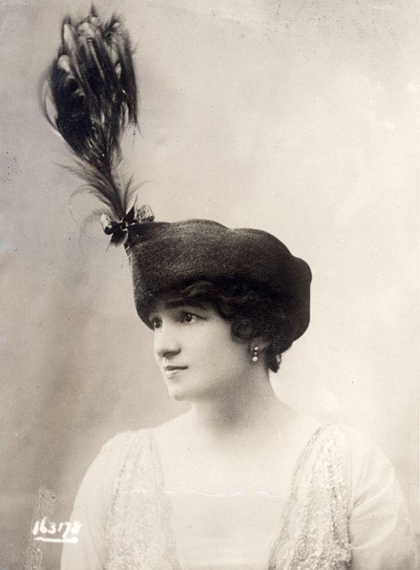 Womens Hat, 1913 1915