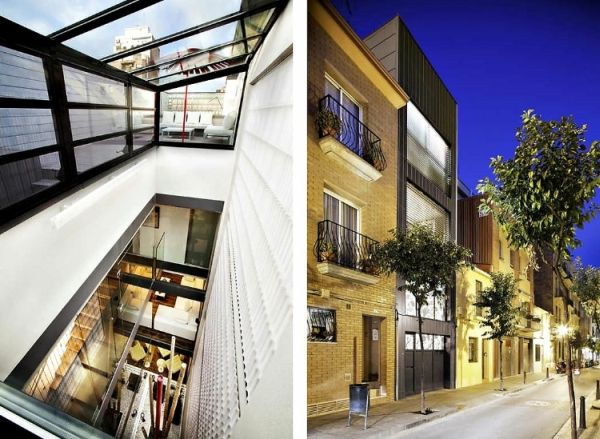 Family House in Barcelona by Ferrolan LAB