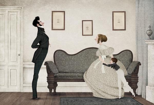 15 Amazing Illustrations by Iban Barrenetxea