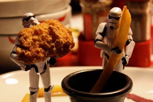 An Ordinary Day of a Stormtrooper   Part 1
