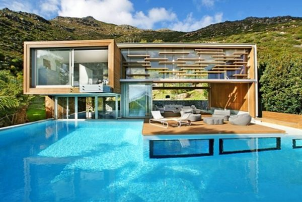 Cape Town Spa House by Metropolis Design