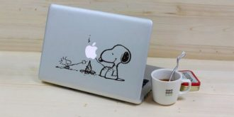 15 Cool Macbook Stickers