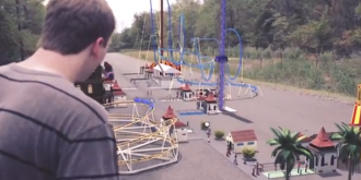 Roller Coaster Tycoon in Real Life