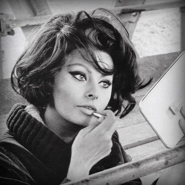 Timeless Beauty: Sophia Loren