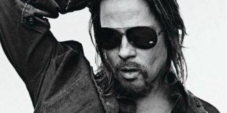 Brad Pitt – Interview Magazine (November 2012)