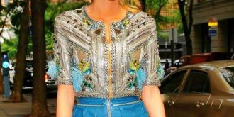 Street Style Fashion – Blake Lively