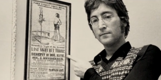 Short Film: Lennon's Poster
