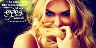 Kate Upton – Cosmopolitan (November 2012)