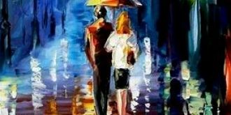 Beautiful Oil Paintings by Leonid Afremov
