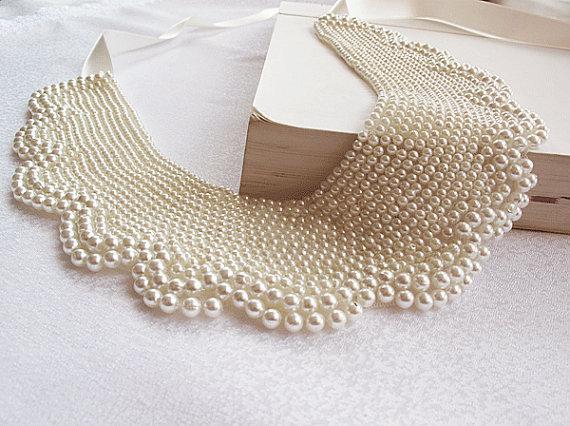 Handmade Detachable Collars