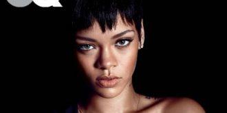 Rihanna – GQ (December 2012)