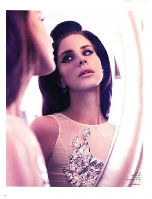 Lana Del Rey   Vogue China