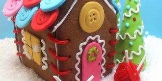 Gingerbread Houses For Christmas