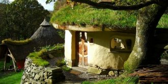 Lovely Hobbit Hole Homes