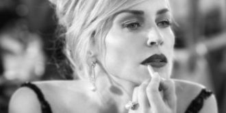 Sharon Stone – Amica Special Edition