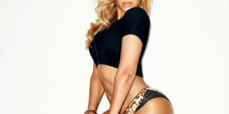 Beyonce – GQ (February 2013)