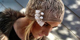 Handmade Knit Hats For Women
