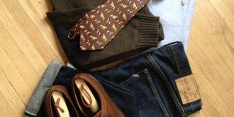 Classic, Casual, Geeky… Men's Fashion