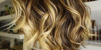 Red, Dark, Blonde… Ombre Hair Styles