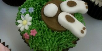 Yummy Easter Cupcakes