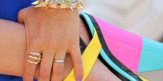 Street Style Fashion: Neon Colours