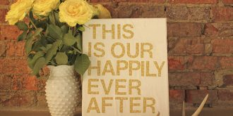 5 DIY Wall Art With Quotes