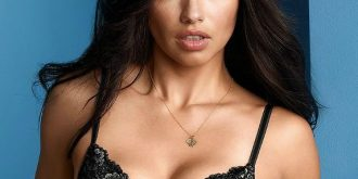 Adriana Lima – Victoria's Secret (April 2013)