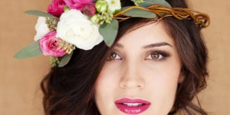 Floral Crowns for Brides – Part 1