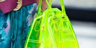 Street Style Fashion: Neon Colours #2