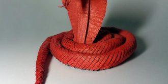 Amazing Origami by Jaroslav Mishchenko