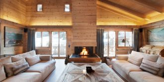 Chalet Gstaad by Ardesia and Amaldi Neder
