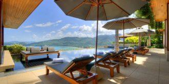 Exotic Villa in Phuket, Thailand