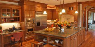 15 Modern Kitchen Island Designs
