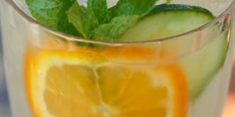Healthy Cocktail Recipes For Summer