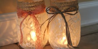 Easy & Cheap Mason Jar DIY Projects