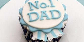 Yummy Father's Day Themed Cupcakes