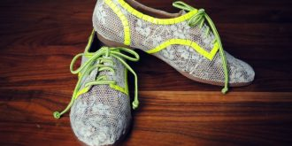 DIY Oxford Shoe Makeovers