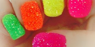 Brighten Up! Neon Nails For Summer