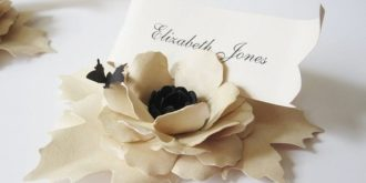 Seating Cards For Wedding Tables