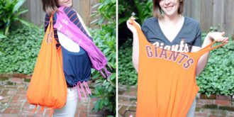 Give Your Old T-shirts New Life