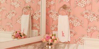 Feminine and Elegant Bathroom Designs